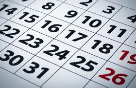 Calendari Laboral 2019 Comarques Catalunya